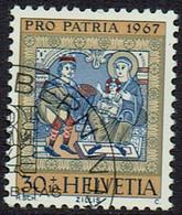 Schweiz 1967, MiNr 856 Gestempelt - Used Stamps