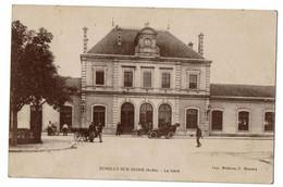 Romilly Sur Seine  La Gare - Romilly-sur-Seine