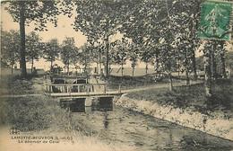 41 LA MOTTE BEUVRON - LE DEVERSOIR DU CANAL - Other Municipalities