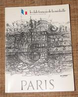 REVUE LE CLUB FRANCAIS DE LA MEDAILLE N°92 1986 Paris - Arte