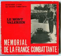 Le Mont Valérien Mémorial De La France Combattante, - Guerra 1939-45