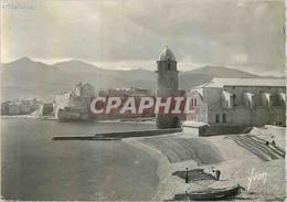 CPM Collioure (P O) Plage Saint Vincent - Collioure