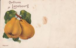 Fruits Et Légumes  Confitures De Lenzbourg - Autres