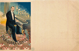 E. Tabouret - Collection CINOS - PARISIANA CONCERT H. FRAGSON (précurseur) - Andere Illustrators
