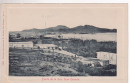 CPA Espagne Gran Canaria - Puerto De La Luz - Non Circulée - Gran Canaria
