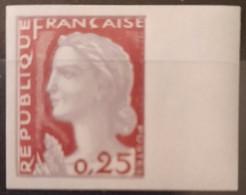 France/French Stamp 1960 N°1263 Marianne De Decaris  BdF Nd  ** TB - Unused Stamps