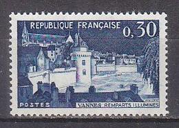 M3123 - FRANCE Yv N°1328 ** Vannes - Unused Stamps