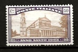 Italie Neuf Avec Charnière N° 165 Lot 33-81 - Mint/hinged
