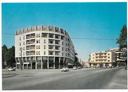 Pordenone - Viale Martelli - Condominio Panorama - Auto, Car, Voitures. - Pordenone