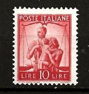Italie Neuf Avec Charnière N° 497 Lot 33-165 - Mint/hinged
