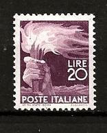 Italie Neuf Avec Charnière N° 499 Lot 33-169 - Mint/hinged
