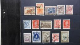 Amérique > Argentine >15 Timbres Oblitérés - Collections, Lots & Séries