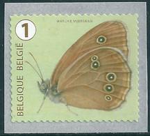 R124a ** (4457) Met Nummer - Coil Stamps