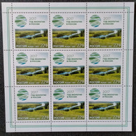 RUSSIA MNH (**)2017 Year Of Ecology In Russia - Blocs & Hojas