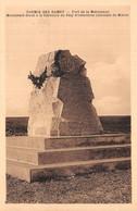 02-CHAVIGNON MONUMENT D INFANTERIE COLONIALE DU MAROC-N°T1089-F/0129 - Andere Gemeenten