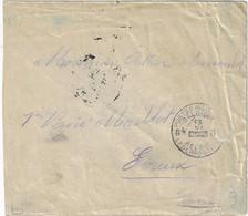 S.M.Postes Militaires Belgique 1915 Evreux Eure - Belgisch Leger
