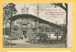 Milano - Piccolo Formato - Viaggiata - Milano (Milan)