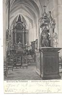 Hackendover NA4: Environs De Tirlemont. Intérieur De L'église 1904 - Tienen