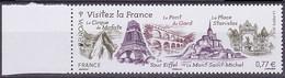 Timbre Neuf ** N° 4661(Yvert) France 2012 - Europa, Visitez La France - Ongebruikt
