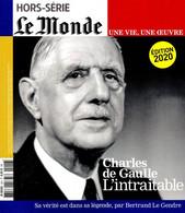 LE MONDE HS UNE VIE UNE OEUVRE 46 CHARLES DE GAULLE - Geschiedenis