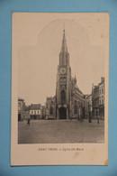 Saint Trond / Sint Truiden, L'église Sainte Marie / Santa Maria Kerk - Sint-Truiden