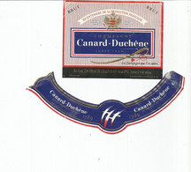 N3 / Wine Old Liqueur Alcohol LABEL Etichetta Etiqueta / Etiquette Alcool / CHAMPAGNE Duchene - Champagne