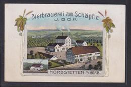 A35x /   Litho Brauerei Schäpfle Nordstetten B. Horb - Horb