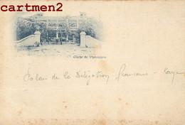 SOUDAN MALI CLICHE DU PHOTOSPHERE PALAIS DELEGATION FRANCAISE KAYES 1900 - Sudan