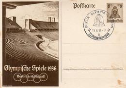 DC4185 - Ak Olympia Olympische Spiele 1936 Berlin 1936 - Juegos Olímpicos