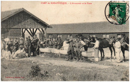54 CAMP De BOIS-l'EVEQUE - L'abreuvoir Et Le Poste - Altri Comuni
