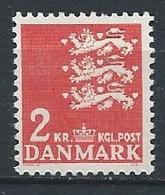 Danemark YT 305a Neuf Sans Charnière - XX - MNH - Neufs