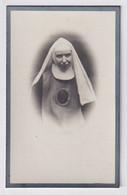 LEEKEZUSTER ALPHONSINA / MARIA SPRINGAEL - SINT MARTENS LATEM 1860 - BRUGGE 1939     2  SCANS - Avvisi Di Necrologio