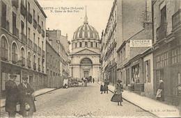 44 -    NANTES - L' Eglise St-Louis  Notre Dame  De Bon Port  291 - Nantes