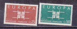 M3171 - FRANCE Yv N°1396/97 ** Europa 1963 - Unused Stamps