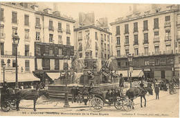 44 -    NANTES -  Fontaine Monumentale De La Place Royale 292 - Nantes