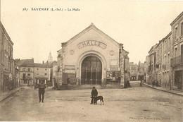 44 -  SAVENAY - La Halle   295 - Savenay