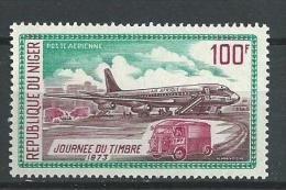 "Niger Aerien YT 213 (PA) "" Journée Du Timbre "" 1973 Neuf** - Níger (1960-...)"