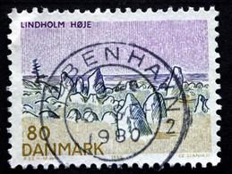 Denmark  Cz.Slania 1980      MiNr 704( Lot G 1062 ) - Used Stamps