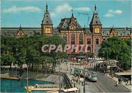 CPM Amsterdam Central Station Tramway - Amsterdam