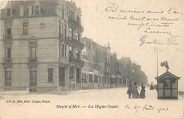 Belgique - Heist - DVD N° 9220 - La Digue Ouest - Heist