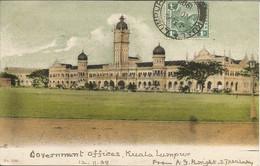 002481 - MALAYSIA - GOVERNMENT OFFICES IN KUALA LUMPUR - 1908 - Malaysia