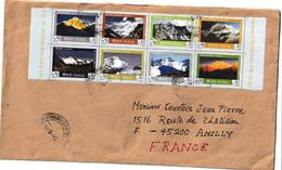 Nepal. Recommandé Pour La France. Montagnes. Mountains - Nepal
