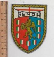 GENOA   - Calcio - Adesivo - Abbigliamento, Souvenirs & Varie
