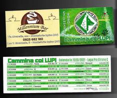 Calendario Campionato Calcio 2020-21 Avellino - Otros