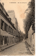 92-SCEAUX- RUE DES IMBERGERES-ANIMEE - Sceaux