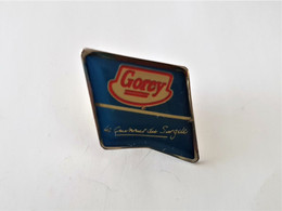 PINS GORCY Surgelés LOGO  / 33NAT - Food