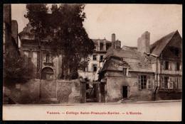 VANNES    COLLEGE SAINT FRANCOIS XAVIER  L Entree - Vannes