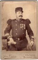 ARMEE FRANCAISE - Sous-officier Du 3° Régiment D'Infanterie De Marine - Décorations Militaires - Guerra, Militari