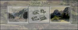 Berühmte Maler Markenedition 2 Österreich 2020 Postfrisch/MNH - 2011-... Nuovi & Linguelle