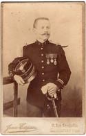 ARMEE FRANCAISE - Officier Du 7° Régiment D'Infanterie De Marine - Décorations Militaires - Guerra, Militari